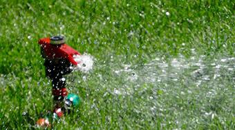 Irrigazione giardini